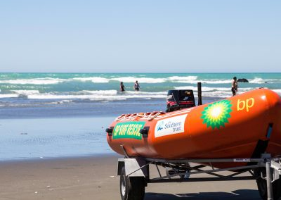 bp surf rescue boat